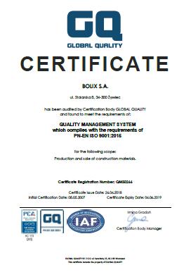 PN-EN ISO 9001:2015
