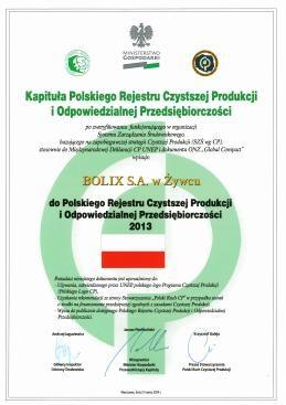 Polski Rejestr Czystszej Produkcji i Odpowiedzialnej Przedsiębiorczości