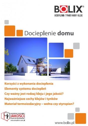 DOCIEPLENIE DOMU - TRYPTYK