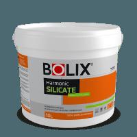 Farba polikrzemianowa BOLIX Harmonic Silicate do wnętrz