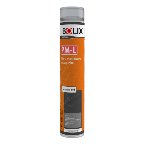 Modne ubrania Pianka montażowa BOLIX PM-L | Bolix RK39